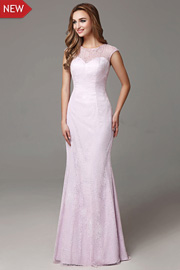 bridesmaid dresses with Short Sleeves - JW2661