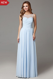 A-Line bridesmaid gowns - JW2667