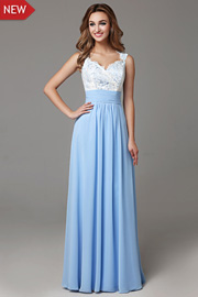A-Line bridesmaid gowns - JW2669