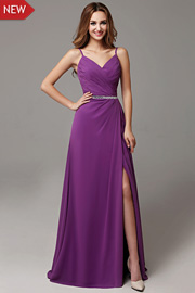 A-Line bridesmaid gowns - JW2670