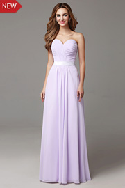 bridesmaid dresses with Ribbons - JW2671