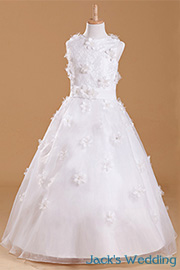 Flower Girl Dresses - JW1735