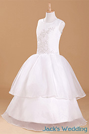 Flower Girl Dresses - JW1742