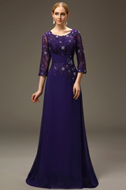 Classic mother of the groom dresses - M2569