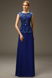 Classic mother of the groom dresses - M2571