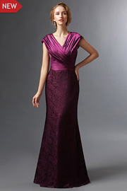 Classic mother of the groom dresses - JW2686