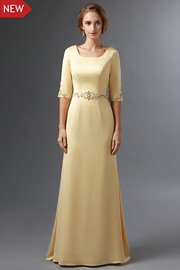 Classic mother of the groom dresses - JW2688