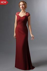 Classic mother of the groom dresses - JW2690