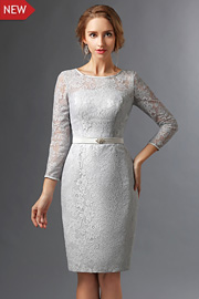 Short mother of the bride dresses - JW2691