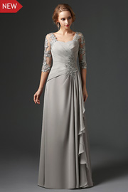 Classic mother of the groom dresses - JW2693