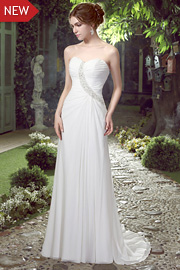 wedding dresses with beading - JW2593