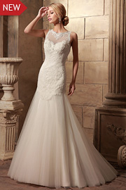 wedding dresses with beading - JW2626