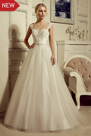 wedding dresses with beading - JW2647