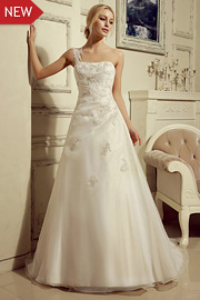 wedding dresses with beading - JW2659
